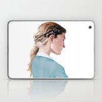 Blond Girl Laptop & iPad Skin