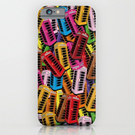 London calling! iPhone & iPod Case