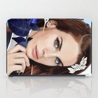 True Blue iPad Case
