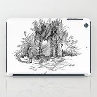 Creatures of nature iPad Case