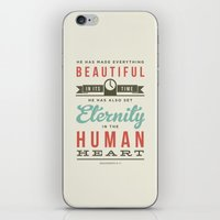 He Has Made Everything B… iPhone & iPod Skin