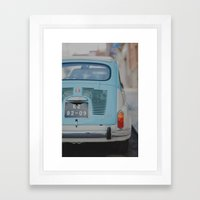 Made in Italy Framed Art Print