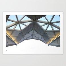 Structural Art Print