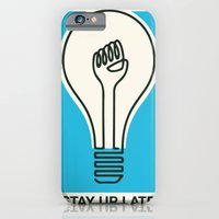 Stay Up Late iPhone 6 Slim Case