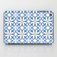 Floor Tile 8 iPad Case