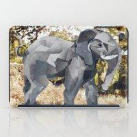 Elephant! iPad Case