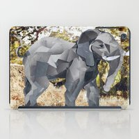 Elephant! iPad Case