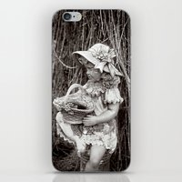 Under the Willow Tree III iPhone & iPod Skin