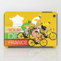 Tour De France iPad Case