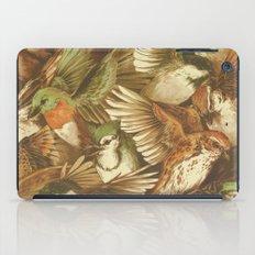 Red-Throated, Black-capp… iPad Case