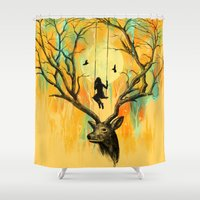 Playmate Shower Curtain