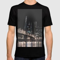 i was dreaming Mens Fitted Tee SMALL Black