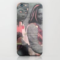 iPhone & iPod Case featuring JUJU by Ashley James
