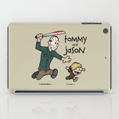 Tommy and Jason iPad Case