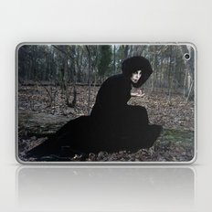The Witch in the Woods Laptop & iPad Skin