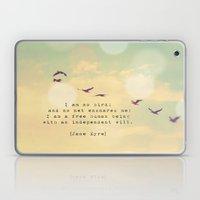 Independent Will Laptop & iPad Skin