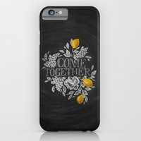 iPhone & iPod Case featuring Come Together by Casey Ligon