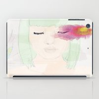 Watery Eyes iPad Case
