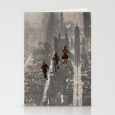 RUN THE TOWN Stationery Cards