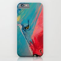 Painted Horse iPhone 6 Slim Case