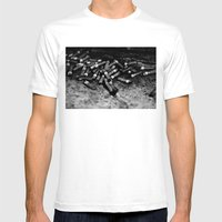 Bad Habit Mens Fitted Tee White SMALL