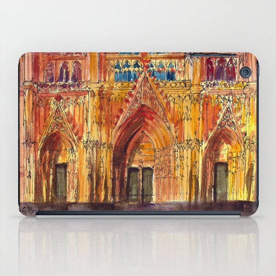 Colonia iPad Case