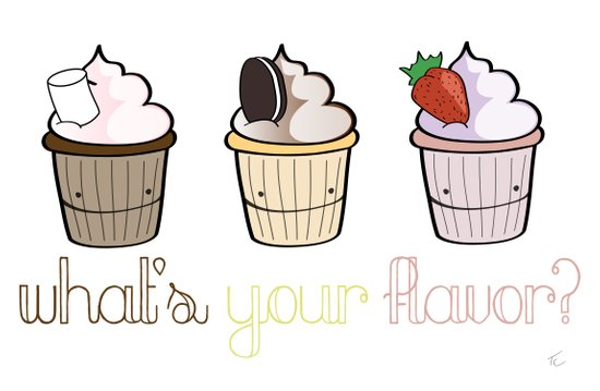 What's Your Flavor? Art Print