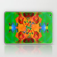 Ayana-Lady Jasmine  Laptop & iPad Skin