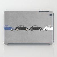 vw beetle abbey road  iPad Case