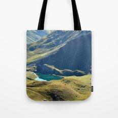 Among The Slopes Tote Bag