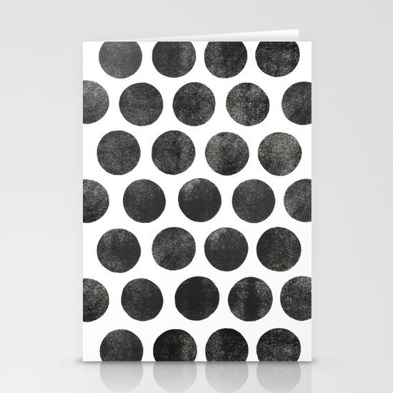 Colorplay Black Stationery Card