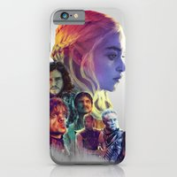 iPhone & iPod Case featuring Game of Thrones by turksworks