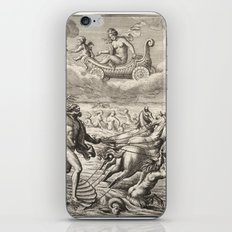 Neptune And Venus iPhone & iPod Skin