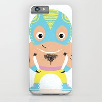 Lucha libre iPhone 6 Slim Case