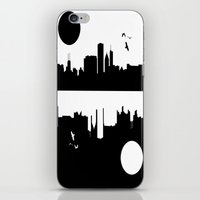 Under City iPhone & iPod Skin