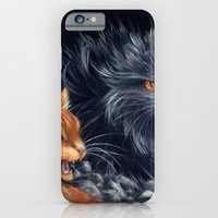 Yellowfang And Firepaw iPhone 6 Slim Case