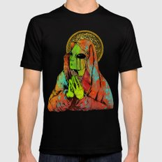 Mother Mary Mens Fitted Tee Black SMALL