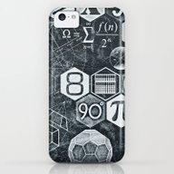 Math Class iPhone 5c Slim Case