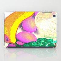 Passionate Fruits iPad Case