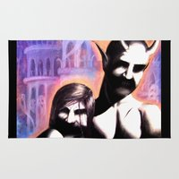 Keepers of the Underworld Rug