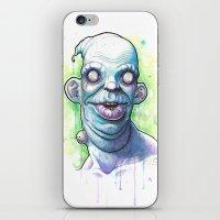 Gus iPhone & iPod Skin