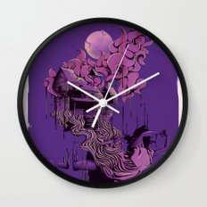 Virgin Wall Clock