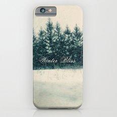 Winter Bliss Slim Case iPhone 6s