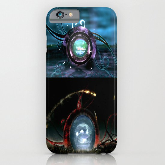 Beginning VS the End iPhone & iPod Case