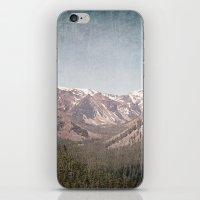 Montana Blues iPhone & iPod Skin