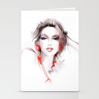 Beautiful Adornments Stationery Cards