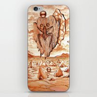 Tribute To The Tainos iPhone & iPod Skin