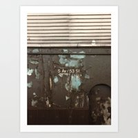 5th And 53rd Art Print