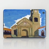 Iglesia San Agustin La Serena iPad Case