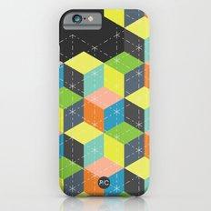 Island of Cubes iPhone 6 Slim Case